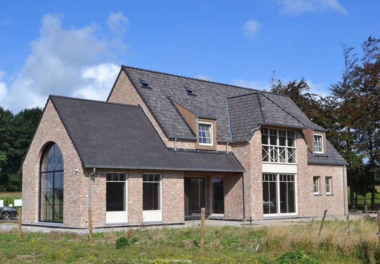 Woningbouw lapeirre nieuwbouw renovatie en ecologisch for Modern landelijk wonen