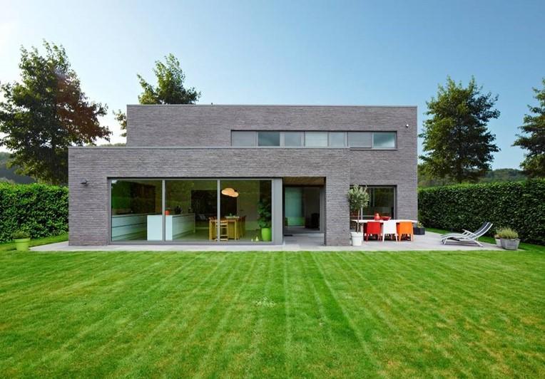 Uw moderne woning bouwen? laat je inspireren door lapeirre.