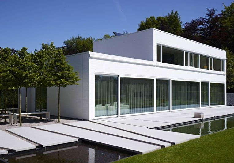 ROESELARE: modulaire trendy woning