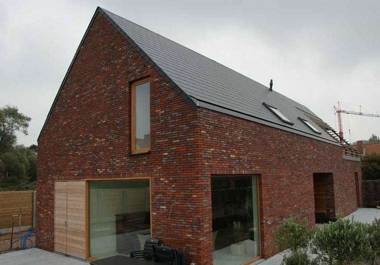 Woningbouw lapeirre nieuwbouw renovatie en ecologisch for Landelijke woning